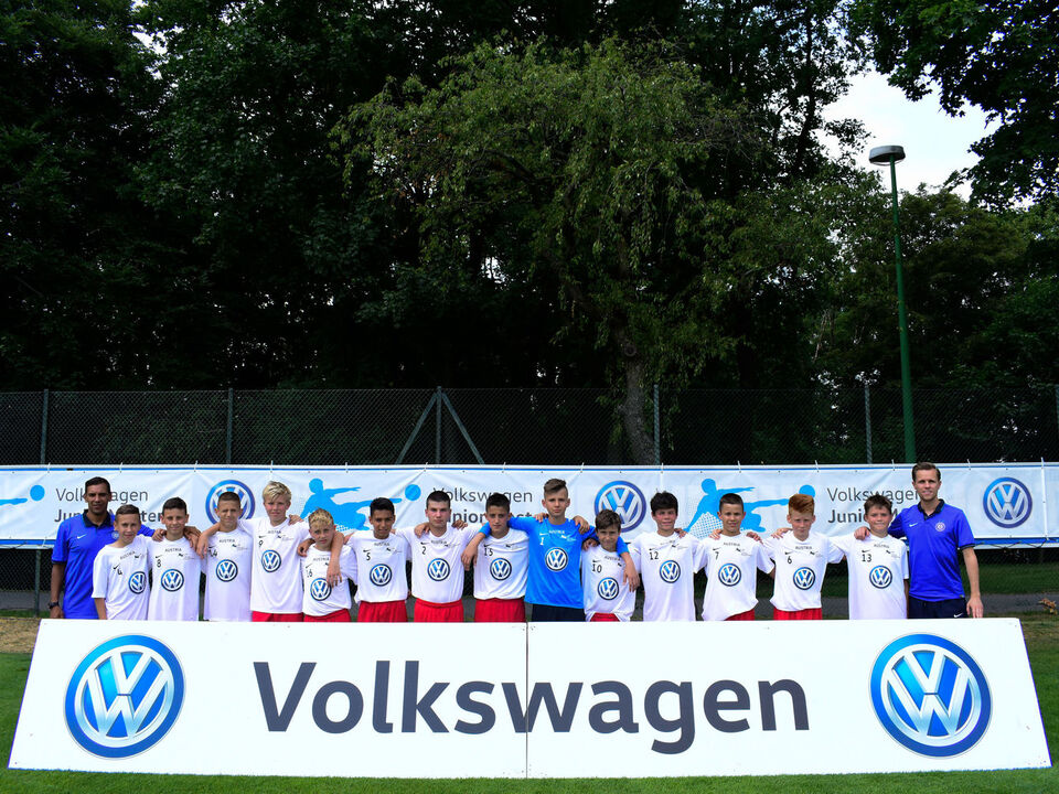 vw volkswagen junior masters