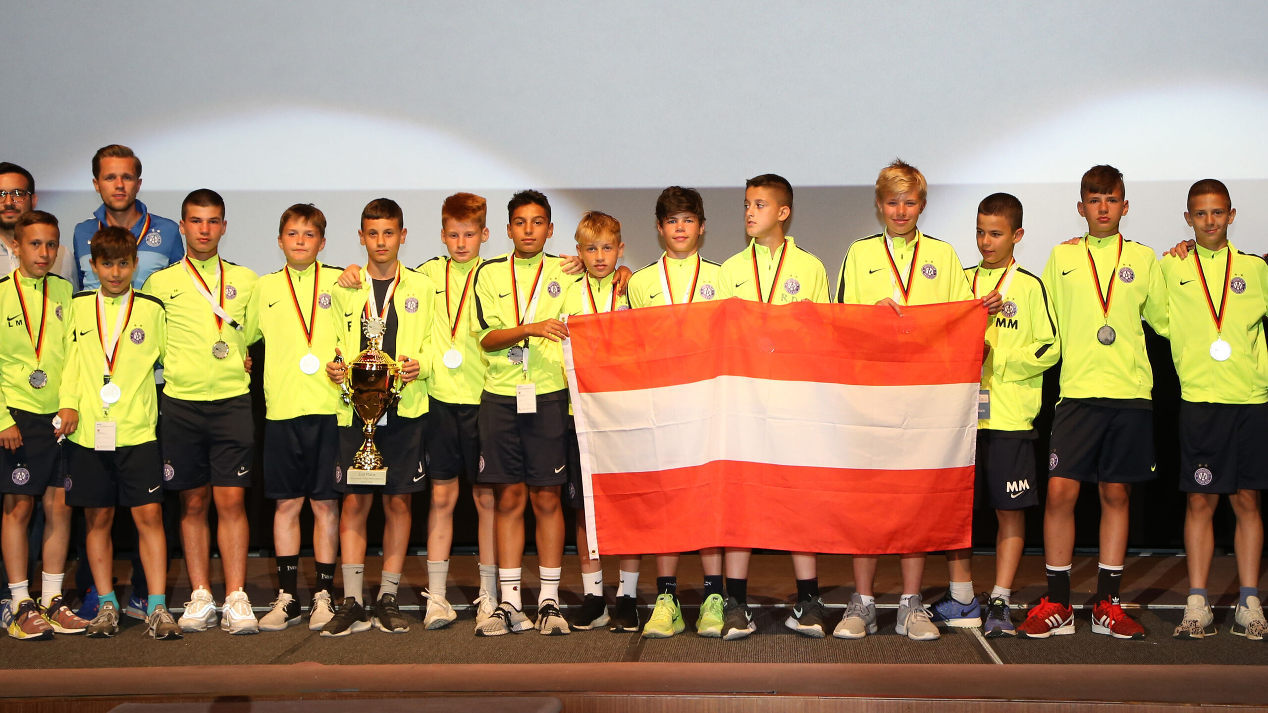 vw volkswagen junior masters fussball turnier
