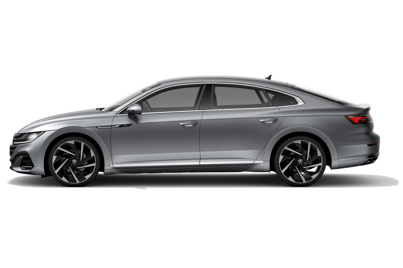 VW Arteon 4MOTION mit optionalem Allradantrieb