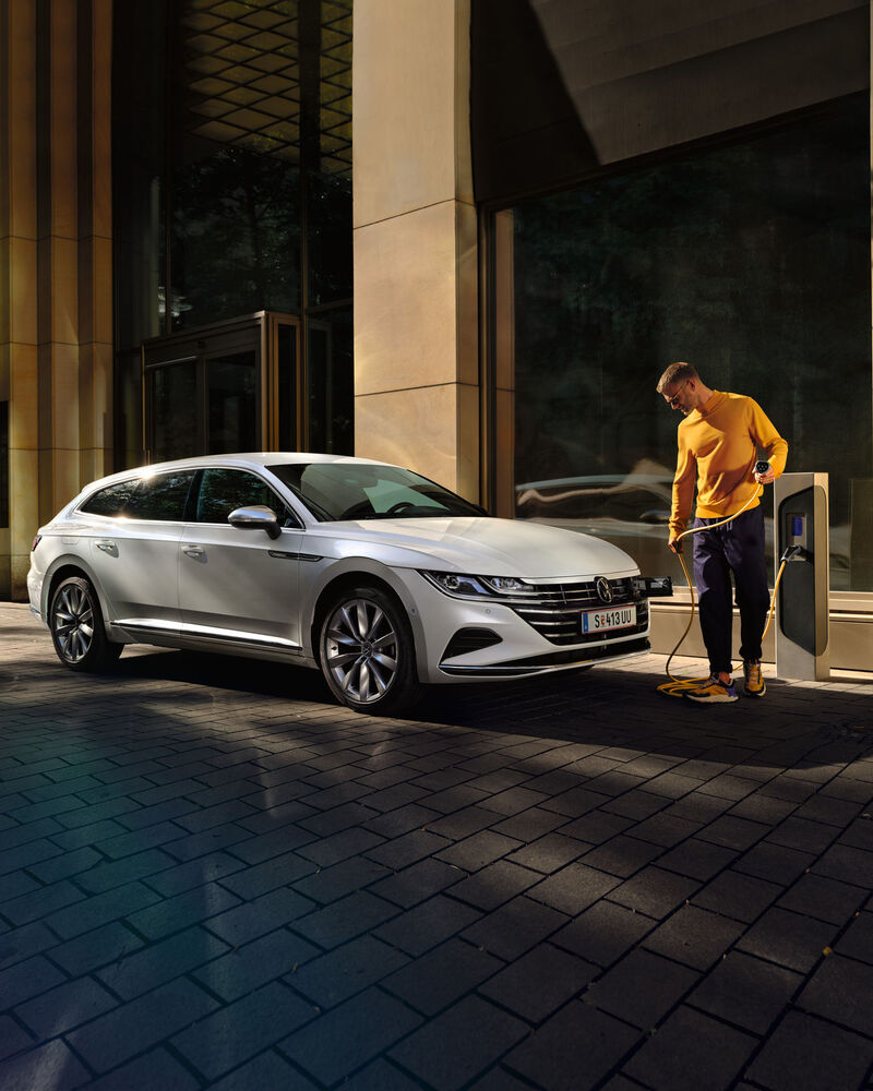 VW Arteon Shooting Brake eHybrid