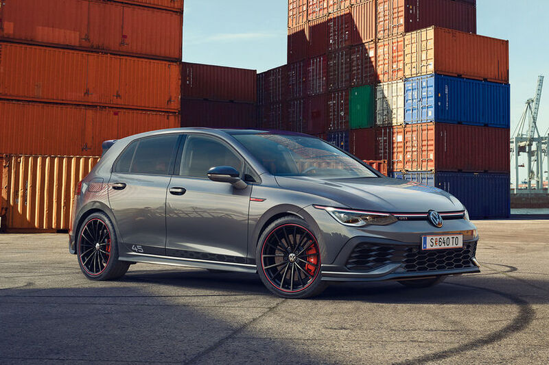 Der VW Golf GTI Clubsport 45 exklusives Sondermodell